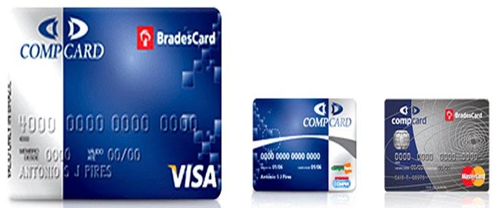 compcard bradescard